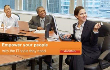 Banque d'images américaines clichées - Microsoft