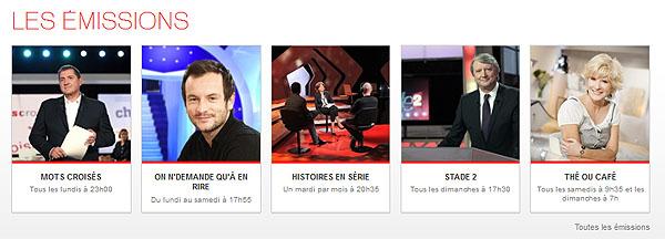 France2 améliore ses vignettes.
