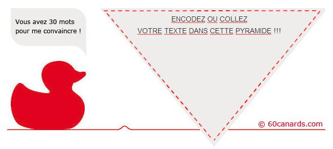 Pyramide inversée : testez la force de vos accroches texte