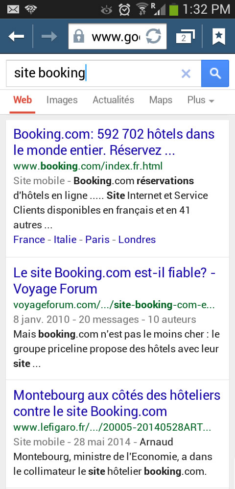 Google introduit le label Mobile-friendly dans la SERP