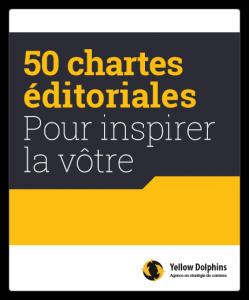 Vous cherchez un exemple de charte éditoriale ? En voici 50 !
