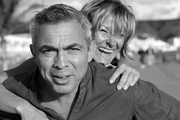 Jean-Marc Hardy et Isabelle Canivet