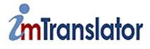 Le logo du traducteur en ligne gratuit ImTranslator