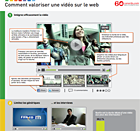 Valoriser une video en ligne poster