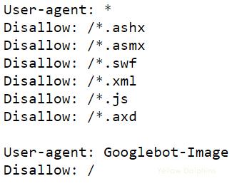 Le robots.txt bloque l'accès aux images, empêchant leur indexation