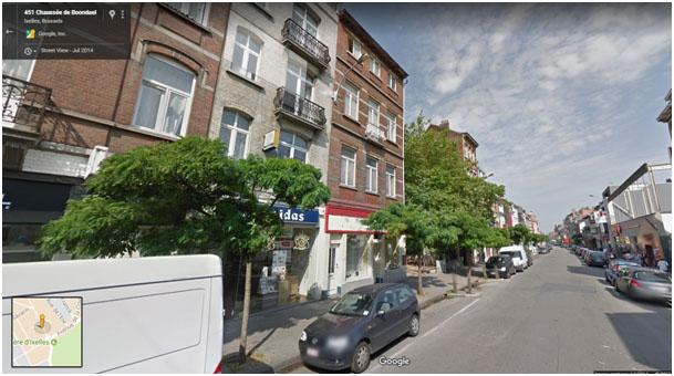 Google Street dans le cadre du droit à l'image des personnes et des bâtiments