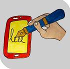 """Dossier """"Ecrire pour les mobiles"""""""