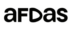 Logo AFDAS - formation