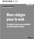 Livre Bien rédiger pour le web - Isabelle Canivet